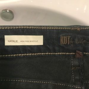 Kit from Kloth, Natalie fit, dark dye, cute detail